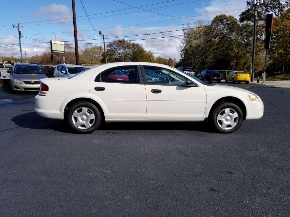 Dodge Stratus 2004 White