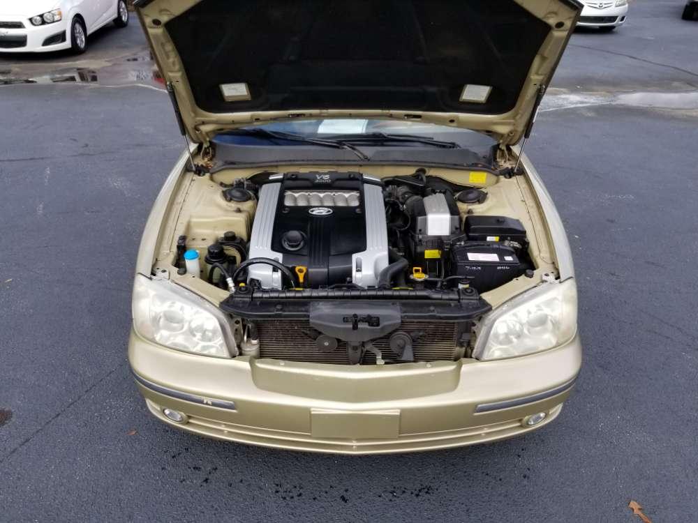 HYUNDAI XG350 2004 Gold