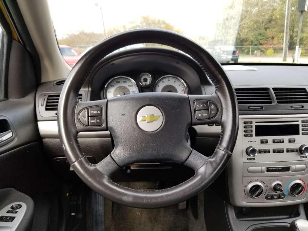 Chevrolet Cobalt 2006 Yellow