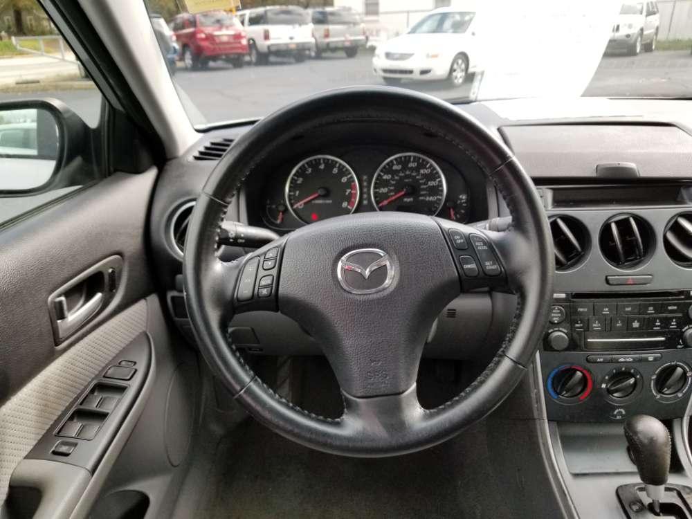 Mazda 6 2007 Silver
