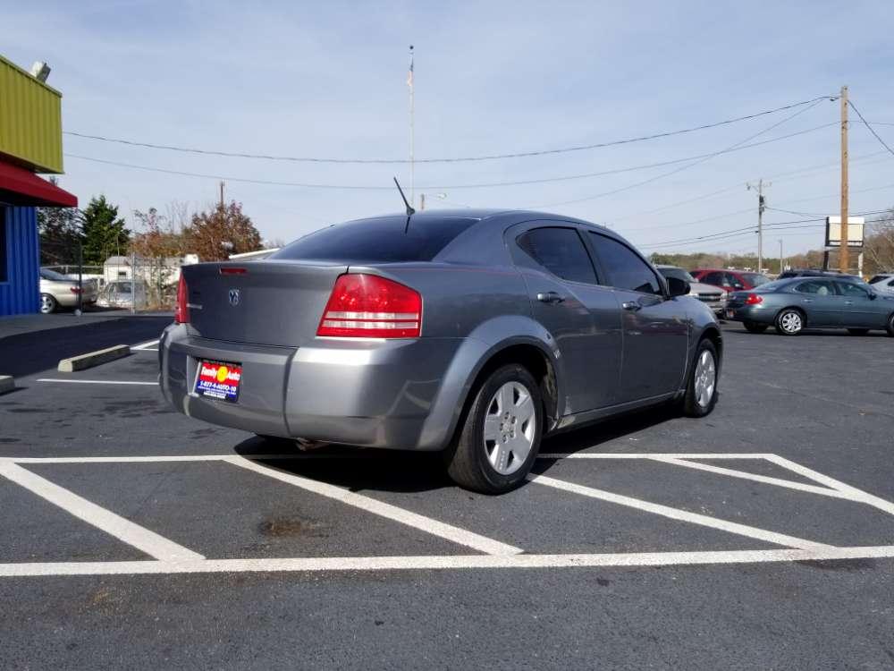 Dodge Avenger 2008 Gray