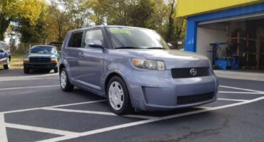 Scion xB 2009 Blue