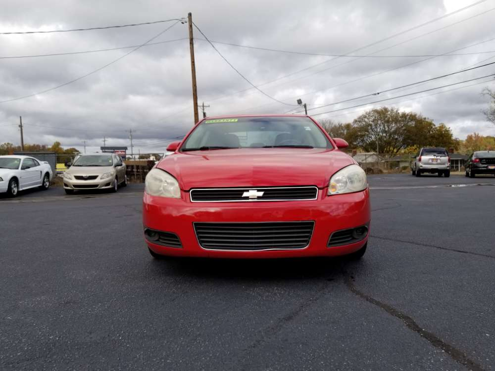 Chevrolet  2010 Red