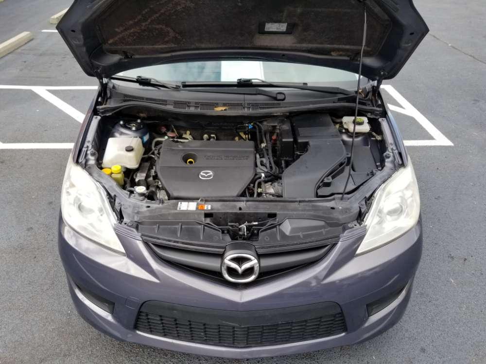 Mazda 5 2010 Gray