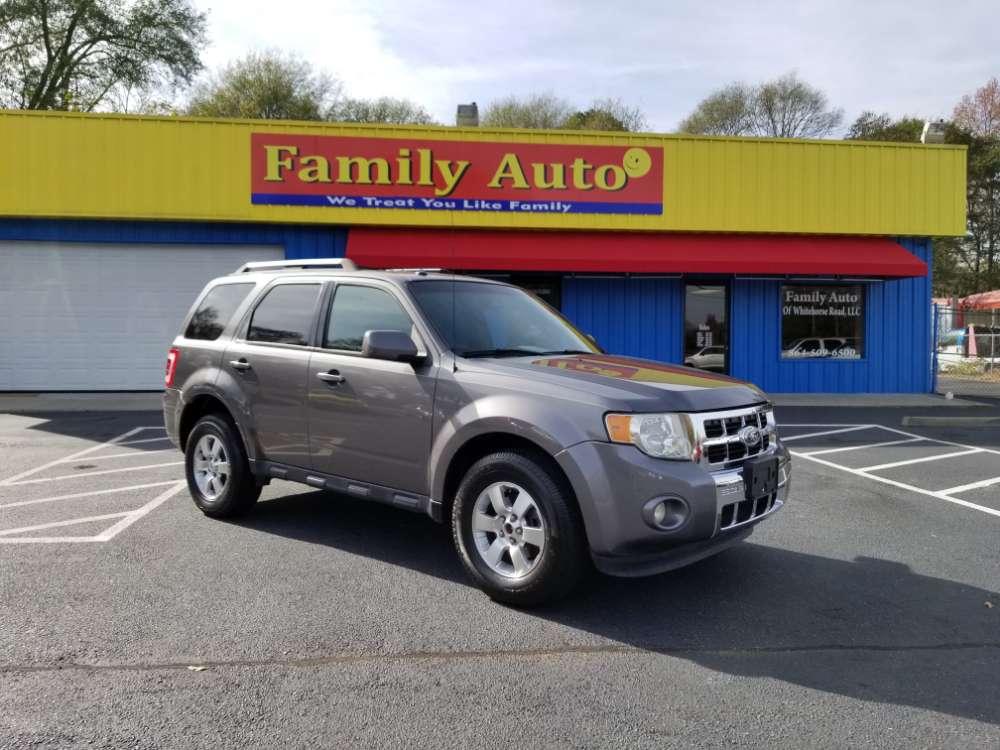 Ford Escape 2011 Gray