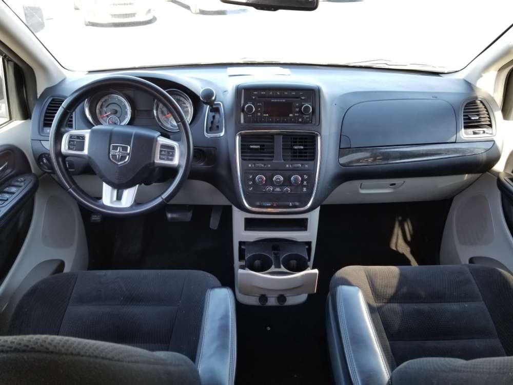 Dodge Grand caravan 2016 Black