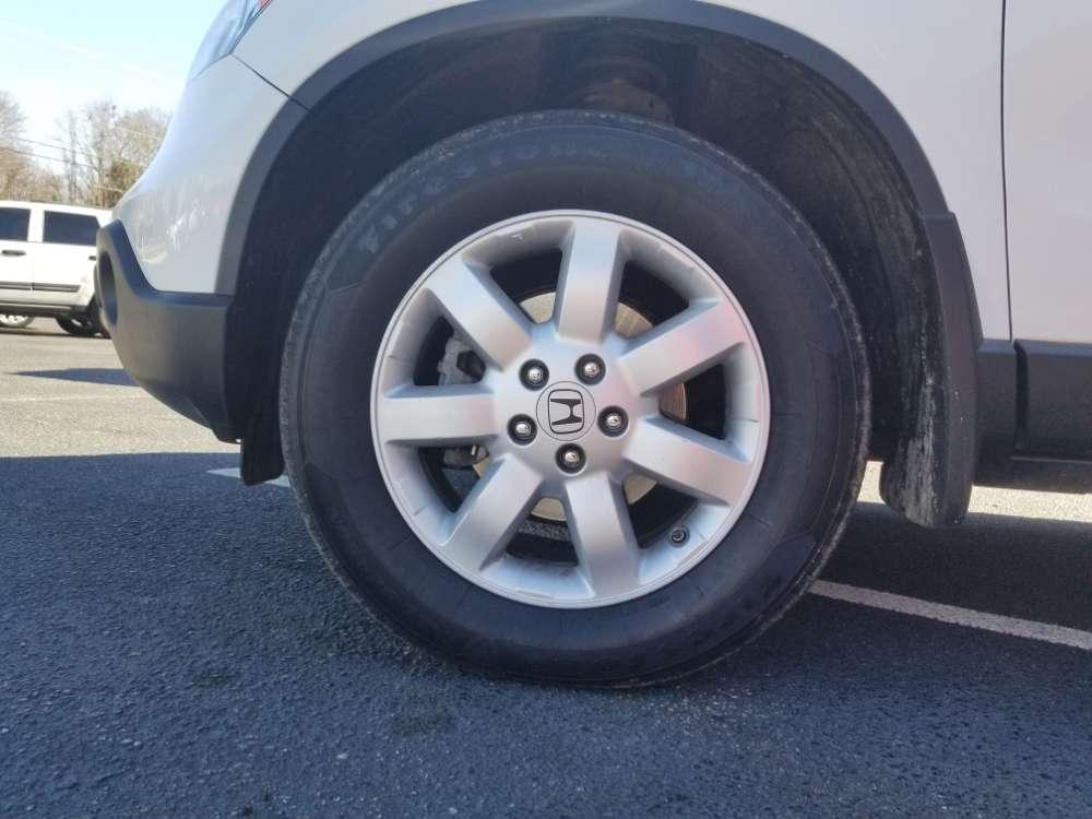 Honda CR-V 2008 White