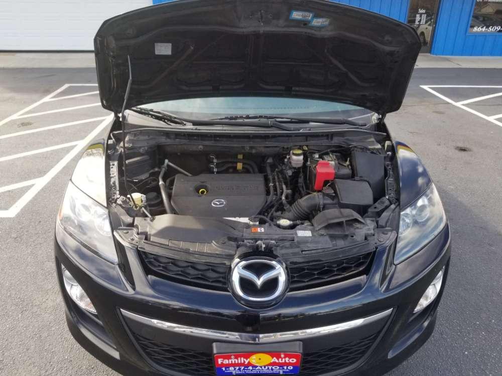 Mazda CX-7 2012 Black