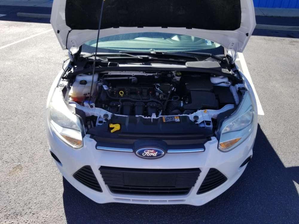 Ford Focus 2014 White