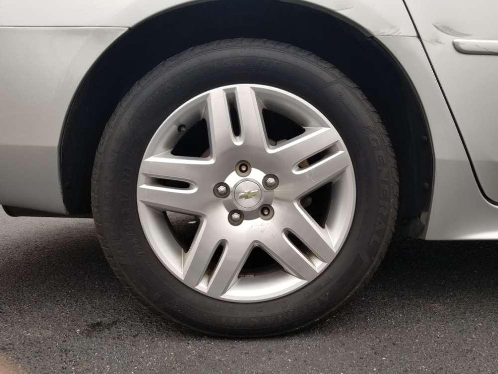 Chevrolet Impala 2015 Silver