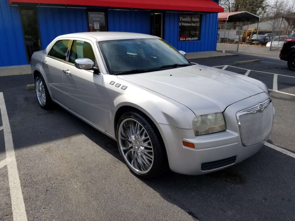 Chrysler 300 2007 Silver