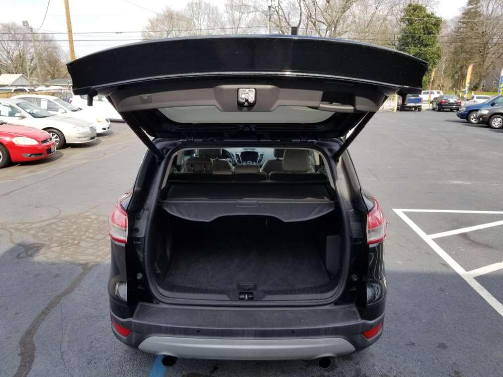 Ford Escape 2013 Black