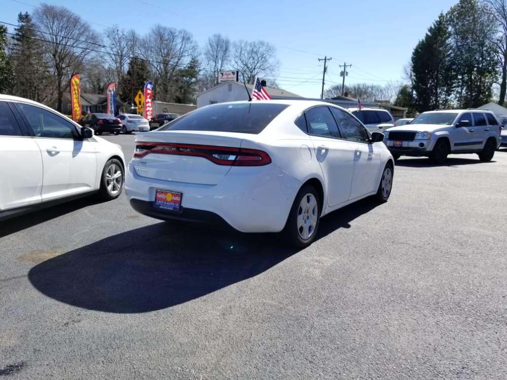 Dodge Dart 2015 White