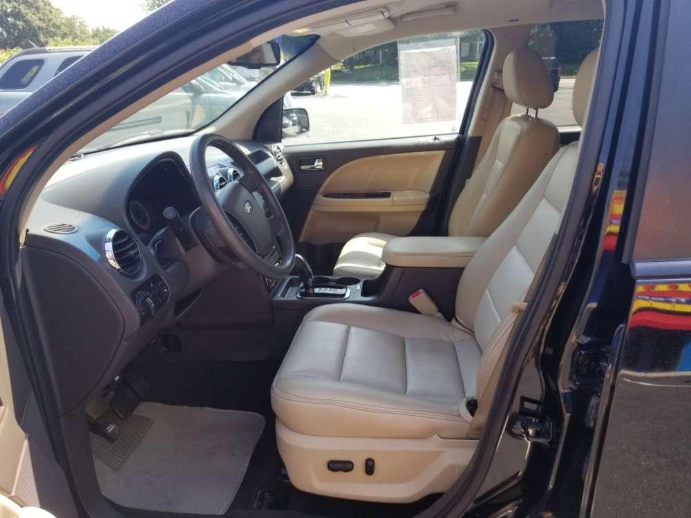 Ford Taurus X 2008 Black