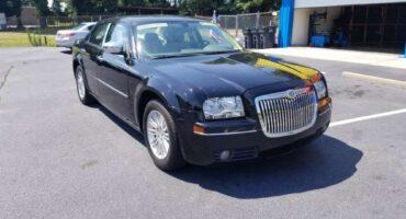 Chrysler 300 2010 Black