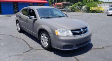 Dodge Avenger 2012 Gray