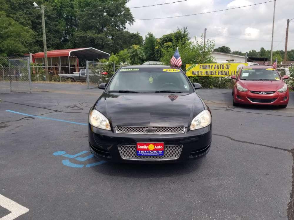 Chevrolet Impala 2014 Black