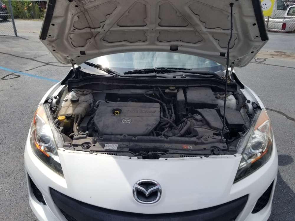 Mazda Mazda3 2012 White