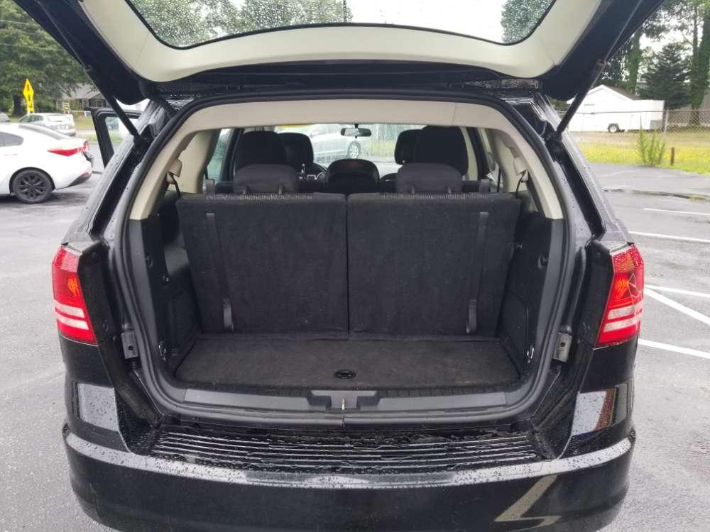 Dodge Journey 2014 Black