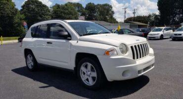 Jeep Compass 2009 White