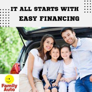Used Car Finance in Greenville, SC