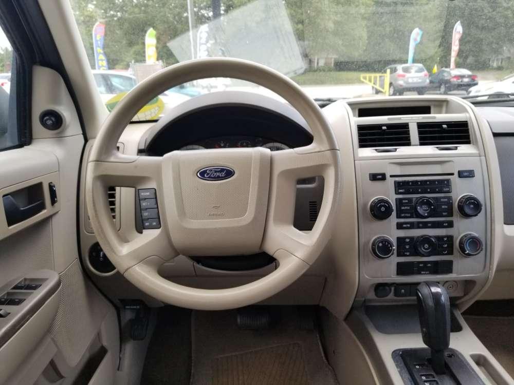 Ford Escape 2009 White