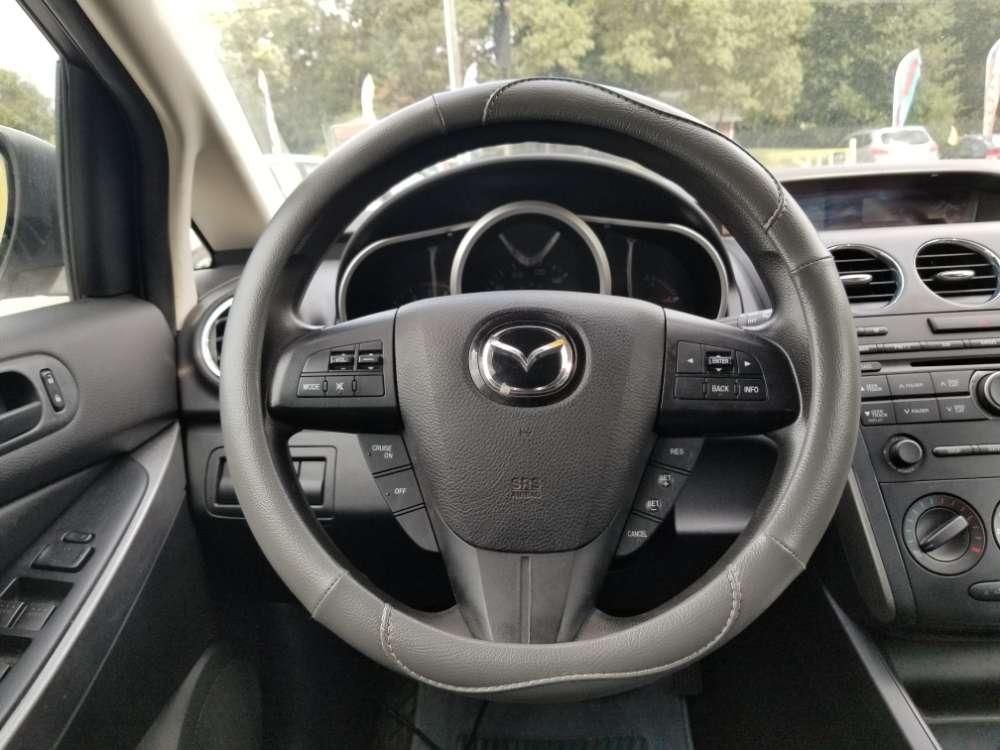 Mazda CX-7 2009 Silver