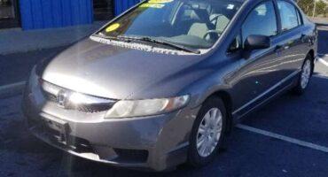 Honda Civic 2009 Grey