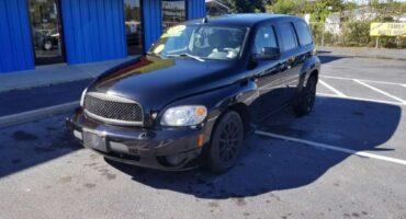 Chevrolet HHR 2010 Black